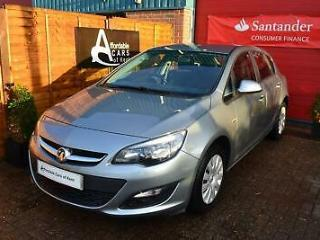 Vauxhall Astra 1.6i Exclusiv 5dr PETROL MANUAL 2013/13