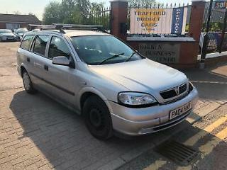 Vauxhall Astra 1.7 CDti 2004. Runs & drives perfect