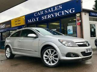 Vauxhall Astra 1.8 Automatic Design * 12 MONTH MOT/6 MONTH WARRANTY