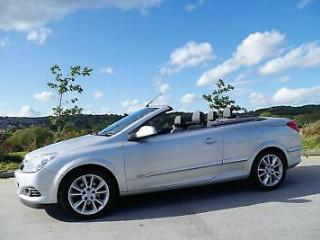 VAUXHALL ASTRA 1.8 TWINTOP CABRIOLET 2010 10 PLATE