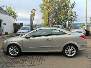Vauxhall Astra 1.8i 16v Coupe Twin Top Design