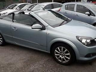 Vauxhall Astra 1.8i 16v Coupe Twin Top Sport CONVERTIBLE 2009 09 REG