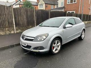 Vauxhall Astra 1.9CDTi 150ps Sport Hatch 2008 SRi