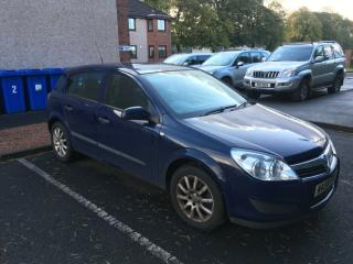 Vauxhall Astra 2008, 1.7L Diesel, MOT until April 2020
