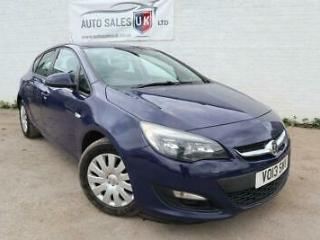 VAUXHALL ASTRA 2.0 CDTI ECOFLEX 16V GOOD BAD CREDIT CAR FINANCE AVILABLE!