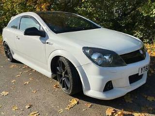 Vauxhall Astra 2.0 VXR Arctic Edition 236 only 56000 miles HISTORY AMAZING CAR