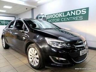 Vauxhall Astra ELITE 2.0 CDTI S/S [LEATHER, HEATED SEATS and ?30 ROAD TAX]