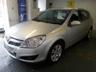 Vauxhall Astra Elite 5dr AUTO FULL LEATHER PETROL AUTOMATIC 2008/08