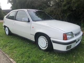 VAUXHALL ASTRA GTE 8V RARE CLASSIC BARN FIND INVESTMENT