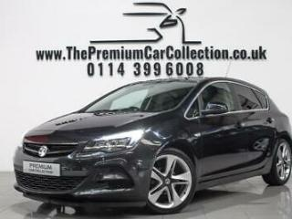 Vauxhall Astra LIMITED EDITION USB AUX 19' ALLOYS