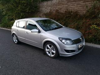 Vauxhall astra sri 1.9 rare auto mint condition no swap why van bike car etc