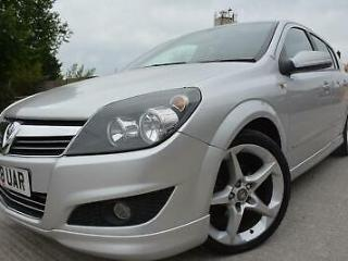 VAUXHALL ASTRA SRI EXTERIOR PACK 1.8 16V 5 DOOR*LOW MILEAGE*STUNNING CONDTION*XP