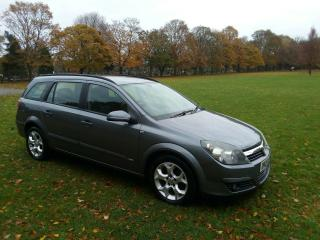 VAUXHALL ASTRA SXI 5 DOOR ESTATE CAR