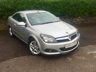 VAUXHALL ASTRA TWIN TOP 1.6 SILVER 2007