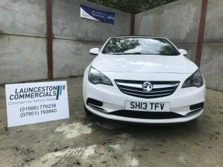 VAUXHALL CASCADA ONLY £137 PER MONTH NO DEPOSIT NEEDED