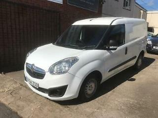 Vauxhall Combo 1.3 2014 Full Service, Timing Chain Done, New Clutch, 1 Owner!