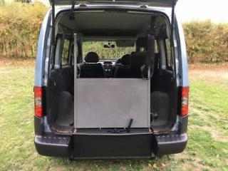 VAUXHALL COMBO RARE DIESEL AUTOMATIC DISABILITY WHEELCHAIR ACCESSIBLE VEHICLE