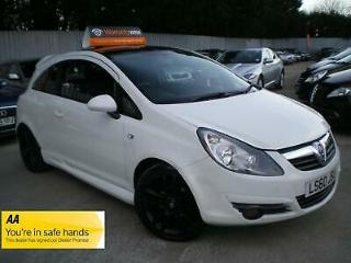 Vauxhall Corsa 1.2 i 16v Limited Edition 3DR A/C