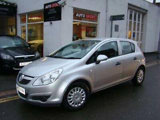 VAUXHALL CORSA 1.2 LIFE, 2009 WITH ONLY 35000 MILES, SUPERB CAR