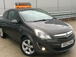 VAUXHALL CORSA 1.2 SXI 3DR GREY *LOW MILES*IMMACULATE COND *SERVICE/WARRANTY INC