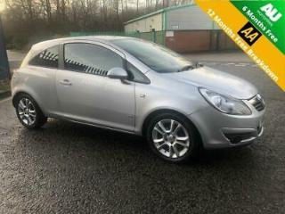 Vauxhall Corsa 1.2 SXI AC INTOUCH