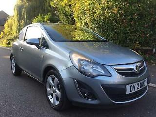 VAUXHALL CORSA 1.2 SXI FULL MOT SERVICE HISTORY FIRST TO SEE WILL BUY