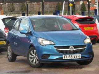 Vauxhall Corsa 1.4 16V 75PS ACTIVE 3DR 3 DOOR HATCHBACK, 2332 miles, £7795