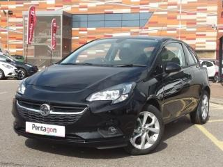 Vauxhall Corsa 1.4 16V 75PS ENERGY 3DR INC AIR CON 3 DOOR HATCHBACK, 7999 miles, £9795