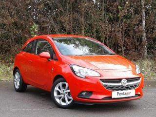 Vauxhall Corsa 1.4 16V 75PS ENERGY 3DR INC AIR CON, 4999 miles, £10995