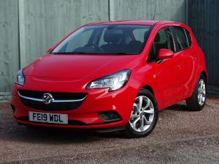Vauxhall Corsa 1.4 16V 75PS ENERGY 5DR INC AIR CON 5 DOOR HATCHBACK, 7999 miles, £9995