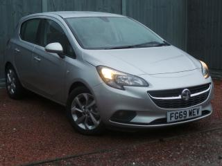 Vauxhall Corsa 1.4 16V 75PS ENERGY 5DR INC AIR CON 5 DOOR HATCHBACK, 9999 miles, £11995