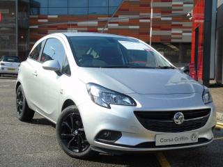 Vauxhall Corsa 1.4 16V 75PS GRIFFIN 3DR, 7999 miles, £10495