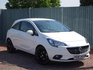 Vauxhall Corsa 1.4 16V 90PS GRIFFIN 3DR AUTO 3 DOOR HATCHBACK, 7999 miles, £11995
