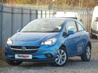 Vauxhall Corsa 1.4 16V ENERGY 3DR AUTO INC AIR CON 3 DOOR HATCHBACK, 12999 miles, £9495