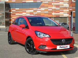 Vauxhall Corsa 1.4 16V 90PS GRIFFIN 3DR, 25 miles, £10995