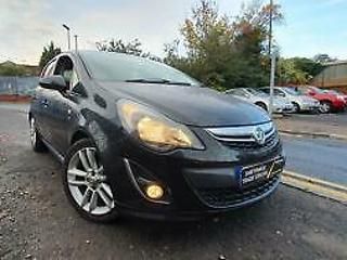 Vauxhall Corsa 1.4i 16v 100ps a/c 2013MY SRi *LADY OWNED* IDEAL NEW DRIVE