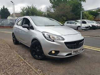 Vauxhall Corsa 1.4i ecoTEC Griffin 2018/68 ONLY 3000 MILES *IDEAL FIRST CAR