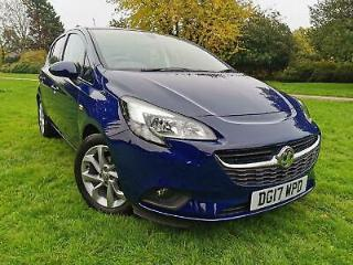 VAUXHALL CORSA 75 ecoFLEX Energy 2017 Petrol Manual in Blue