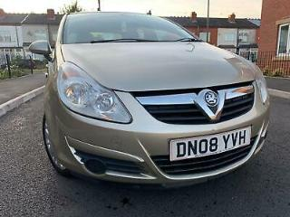 Vauxhall Corsa club A/C automatic 1.4 petrol 1owner low milage 75k