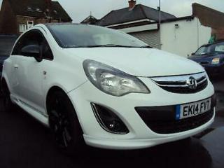 Vauxhall Corsa D Limited Edition Face Lift– 1.2 Petrol – Low Miles & With MOT