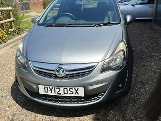 VAUXHALL CORSA SXi 1.4cc Manual 3 Door Hatchback