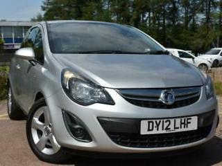 Vauxhall Corsa SXI Full Service History 8 Service Stamps 12 Months MOT