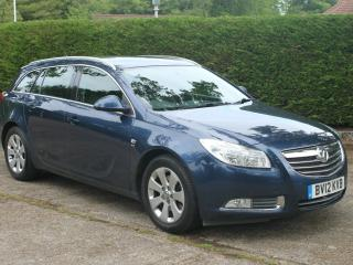 Vauxhall Insignia 2.0 Cdti 160 SRi Estate, Lovely, Full History, MOT 04/2020