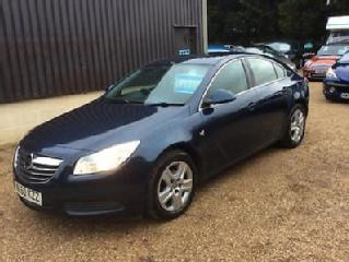 Vauxhall Insignia 2.0CDTi 16v 130ps Nav Exclusiv. £2985 px welcome