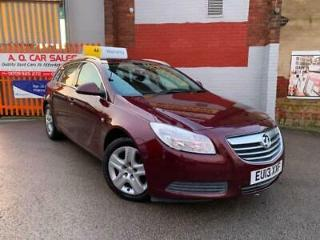 Vauxhall Insignia EXCLUSIV CDTI ECOFLEX S/S,ESTATE,FULL SERVICE HISTORY,7 STAMPS