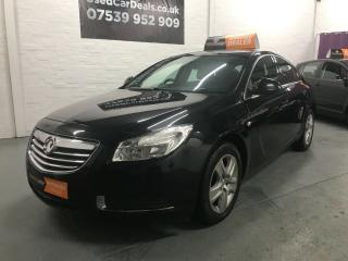 Vauxhall Insignia Exclusive 1.8 Only 62,000 Miles & Full Service History