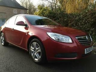 VAUXHALL INSIGNIA EXCLUSIVE LOW MILEAGE FULL MOT TOTALLY IMMACULATE