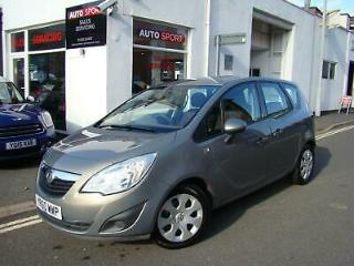 Vauxhall Meriva 1.4 Exclusive, 2010 WITH ONLY 46000 MLS, SUPERB CAR