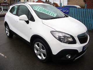 Vauxhall Mokka 1.4i 16v Turbo 140ps AUTOMATIC CRUISE PETROL CLIMATE