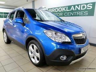 Vauxhall Mokka EXCLUSIV 1.7 CDTI S/S [3X SERVICES, 4WD and DAB RADIO]